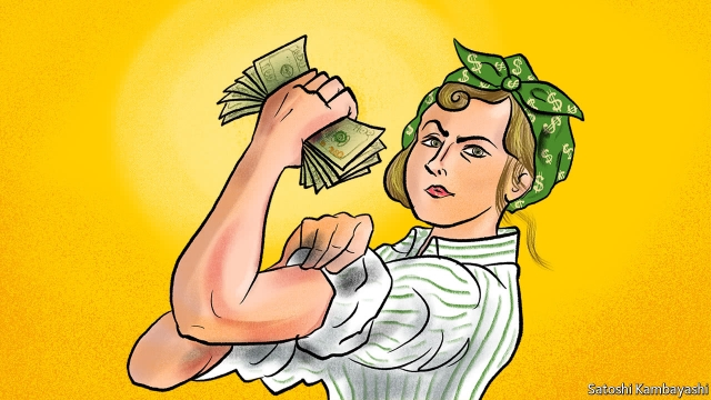 Investment by Women, and in Them, is Growing